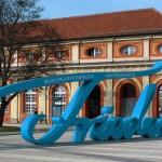 Werbung für Friederisiko in Potsdam
