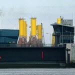Trodode / Tripod Offshore Windenergie für die Energie-Wende