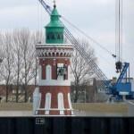 Pingelturm an der Kaiserschleuse Bremerhaven