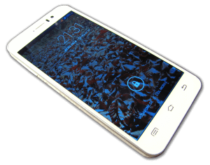Jiayu G4 Advanced White