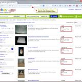 Ein eBay Kleinanzeigen kann durch Anpssung eines Parameters in der Adresszeile der Umkreis frei gewählt werden
