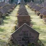 Russischer Militärfriedhof in Potsdam